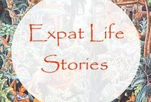 Expat Life Stories / Humorous stories about my expat life living in Africa, Asia, the Middle East, Europe and the US.