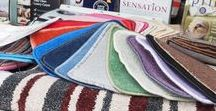 Carpet & Vinyl Samples / We bring our samples to you .. free estimates in the comfort of your home.  Ensure perfect colour matching without guessing!  We have lots of carpets, vinyl and laminate flooring samples available for you to choose from.
