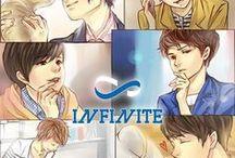 Kpop Infinite / SungGyu,SungYeol,WooHyun,DongWoo,HoWon,MyungSoo,SungJong