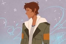 """Lancey Lance / """"It's so far I can't even see it. The blue oceans, the white clouds, green grass.. I... I can't see any of it."""""""