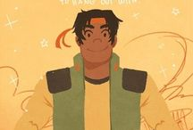 """Hunk / """"Trust me. I'm an enthusiastic gourmand with an incredible palate. Also, your robot is dead on the floor."""""""