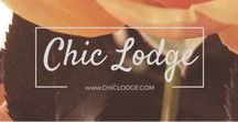 Rustic DIY Crafts / DIY is an amazing way to tailer your life to your style and on a budget as well. Follow our board for great ideas on DIY projects and how-to pins. Board brought to you by ChicLodge.com