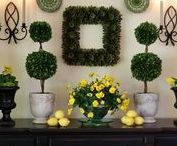 Entertaining/Party Ideas / Ideas for entertaining including themes, party hacks, centerpieces