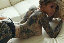 Perfections tatouées