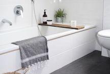 Ванная комната санузел / Ванная комната, душ сантехника,санузел хранение в ванной, постирочная