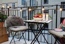 Балкон / Уютные балконы