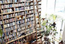 Library / Chi non ha mai sognato di possedere una #libreria  come queste?