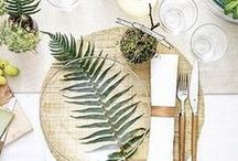 Wedding Tables & Decor