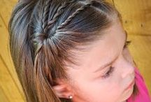 Hair Styles and Accessories / by Melissa LeSueur