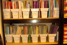 Classroom Organization / This board collects all my classroom organization pins.  Anything that I might use now or in the future to organize materials gets pinned here.  Enjoy :)