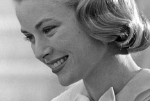 timeless Grace / grace patricia kelly; princess grace of monaco / by Laura Wise