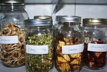 Food Preservation- Dehydrating & Drying / Eat Homegrown all year- How to dehydrate and roast what you grow and/or buy from the Farm Market.