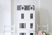 Dollhouse Madness / Inspiration for making my dollhouse even more beautiful and crazy than it is already / by DancesWithFl✿wers