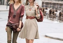SPRING SUMMER LOOKS / our most favorite summer looks http://www.barcelonette.net/category/estilo-y-compras/shot-of-style/ / by Barcelonette