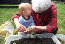 Kids and Grandkids / Some wonderful links to get the love of gardening into the next generation.