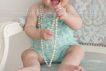 Babies / Ideas on themes for your baby's shoot