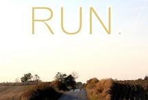 run, splash, & twirl / i'm a runner, swimmer & ballerina  / by Laura Wise