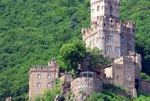 Castle Lore / by George Harrington