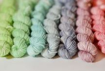 Yarn-spiration / Great knitting projects from Beverly's  / by Beverly Fabrics