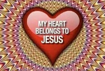 † Jesus ~ My All In All! † / My love of God! / by Donna Tice-Carnall