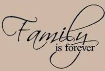 FAMILIES ARE FOREVER / All about Family...