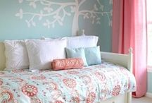 Decorating Ideas: Girls' Room / by Melissa LeSueur