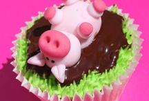 Cake, Popcake, Cupcake and Cookie!