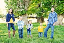Families / Family posing ideas
