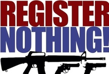 2nd Amendment VS Gun Control / by Donna Tice-Carnall