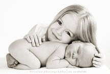 Newborns / Newborn posing