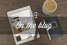 From our Blog   Sur le Blogue / Our blog is the best place to learn all about hardwood. Trends, buying guide and much more.   Notre blogue est le meilleur endroit pour en apprendre plus sur le bois franc. Les tendances, des astuces pour votre processus d'achat et encore plus.