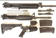 Weapons / Military and survival style weaponry / by Bryan Van Hook