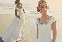 Wedding dresses / by Elisabeth Marlowe