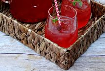 Mocktails To Try / Find recipes and inspirations for your mocktails here.