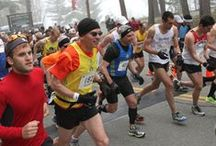 marathon with noah / possible races to run with Noah in the spring.  providence: http://www.coxrhoderaces.com/ / by Laura