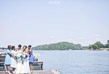 Lake Lanier Wedding