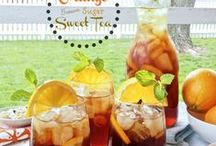 drink recipes / by Manda Blogs About...