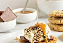 dessert / by Manda Blogs About...