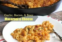 comfort food / by Manda Blogs About...