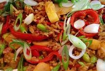 rice / by Manda Blogs About...