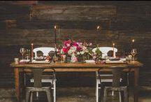 Fuchsia   Plum   Wedding Inspiration / The NotWedding Atlanta Styled Shoot
