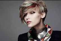 Goldwell Collection 2014 / It's the hottest trend in fashion: taking elements from the past and bringing it to the future with a completely new twist.