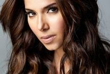 Brunette Beauties / Whoever said brown is boring never met these rich brunette shades.