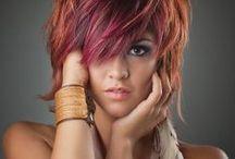 Belleza Portfolio / Hair styles of Belleza Salon and Spa