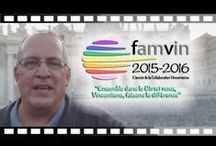 Year of Collaboration - Vincentian Family / The Vincentian Family Year of Collaboration, Pentecost 2015-2016.