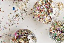 Glitter / There is no such thing as enough glitter <3 / by Beverly Fabrics