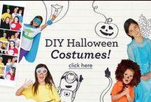 Halloween Costumes / DIY Halloween Costumes