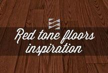 RED TONE FLOORS INSPIRATION / At Preverco, creating ambiance is not only a slogan but also a mission. Find here our inspirations for our trendy hardwood floors.   Chez Preverco, créateur d'ambiance, nous aimons être à l'affut des tendances. Retrouvez ici nos inspirations pour nos plancher de bois franc.