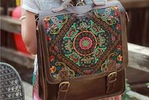 LADIES ★ BAGS / Carry your stuff stylish