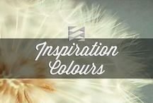 Inspiration - Colours / When it comes to choosing a color palette for a room/home decoration style, it sometimes is confusing and overwhelming for a lot of people. We like to start our colouration process with the help of a picture that inspires us. You will see that a beautiful picture that captures our attention often has a perfectly balanced colour combination. Here are some that we find amazingly perfect.
